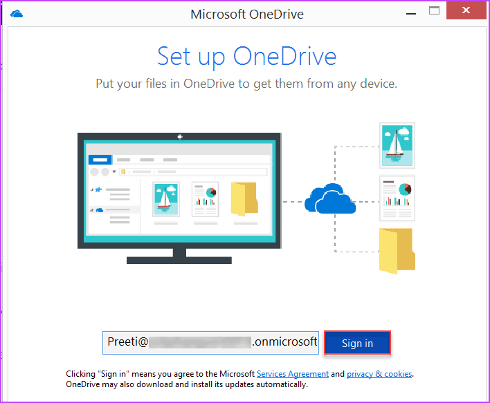 install onedrive for business