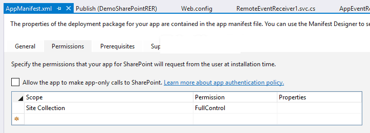 debug remote event receiver sharepoint 2013 on premise