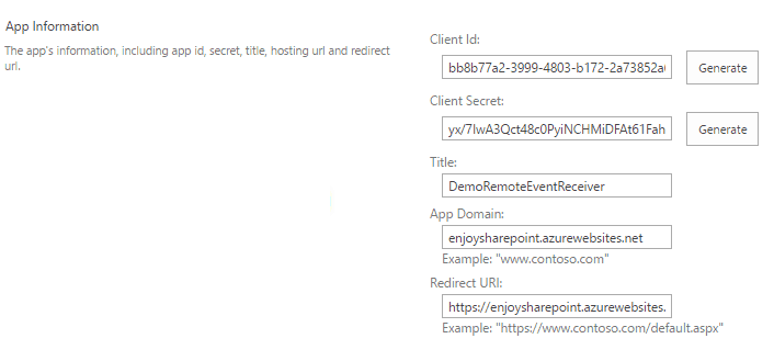 debug remote event receivers sharepoint 2013