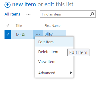 what is a sharepoint list