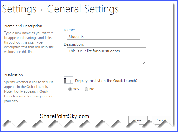 working with sharepoint online lists
