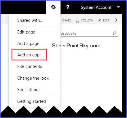 sharepoint list tutorial