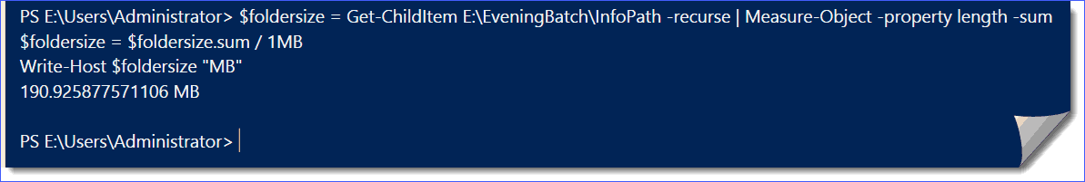 Easy way to learn powershell