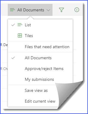 view in file explorer missing sharepoint