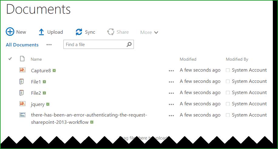 Upload bulk documents to SharePoint 2016 document library using