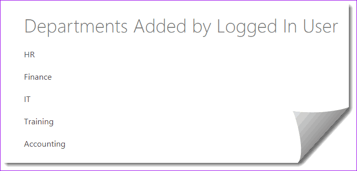 Get list items created by logged in user with REST api in SharePoint Online