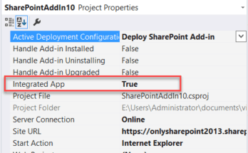 Error occurred in deployment step Install SharePoint Add-in Failed to install SharePoint Add-in. Please see the output window for details.