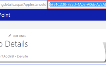 sharepoint online remove app using PowerShell