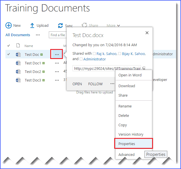 Document library in sharepoint 2013 sharepointsky for Office 365 design document