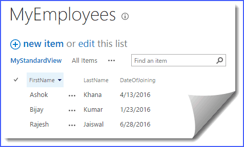 Create list view sharepoint 2013 group by