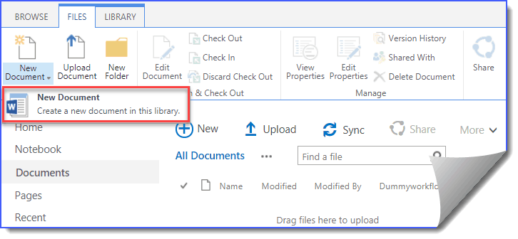how to delete folders in sharepoint 2013 document library