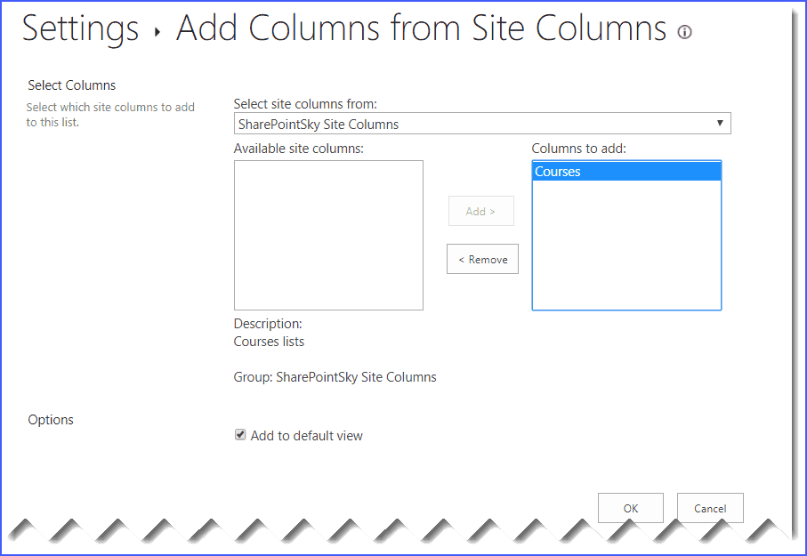 sharepoint 2013 lookup column additional fields