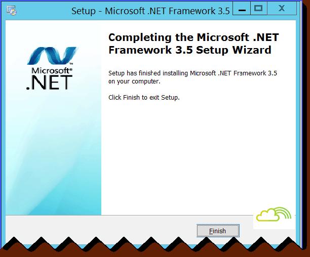 net framework 3 5 installation failed w/ error code