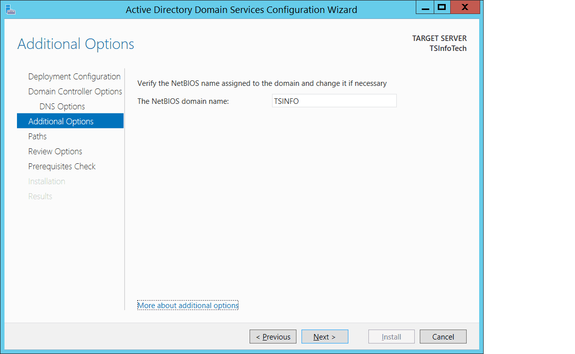 Tutorial On Install And Configure Active Directory Windows Server
