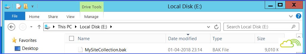 backup restore site collection sharepoint 2013 using central adminstration
