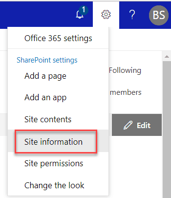 Disassociate site from SharePoint online hub site