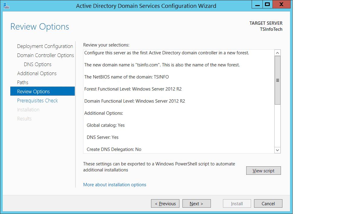 Windows server 2012 r2 installation step by step pdf reader