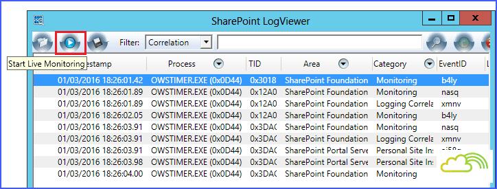 SharePoint 2013 log viewer