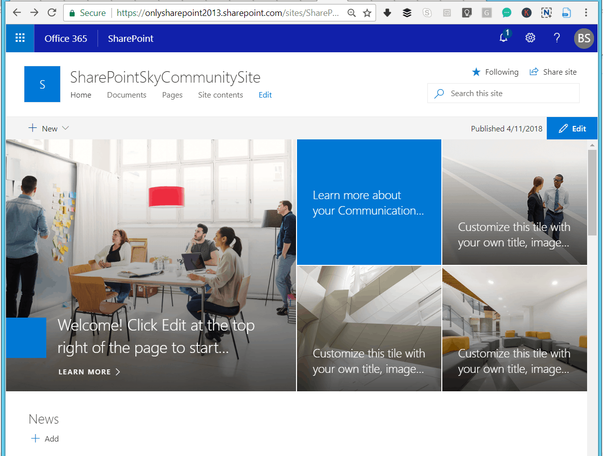 Hub sites sharepoint online office 365 tutorial download pdf free step by step create hub site in sharepoint online using powershell baditri Choice Image