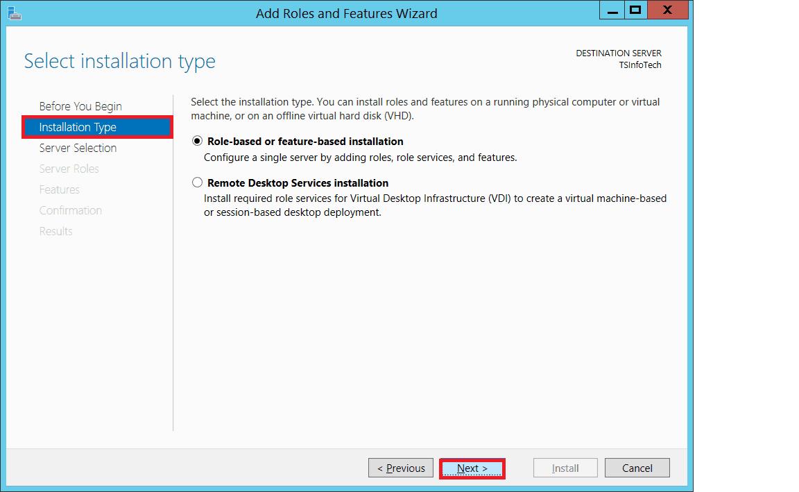 enable wireless on windows server 2012 r2