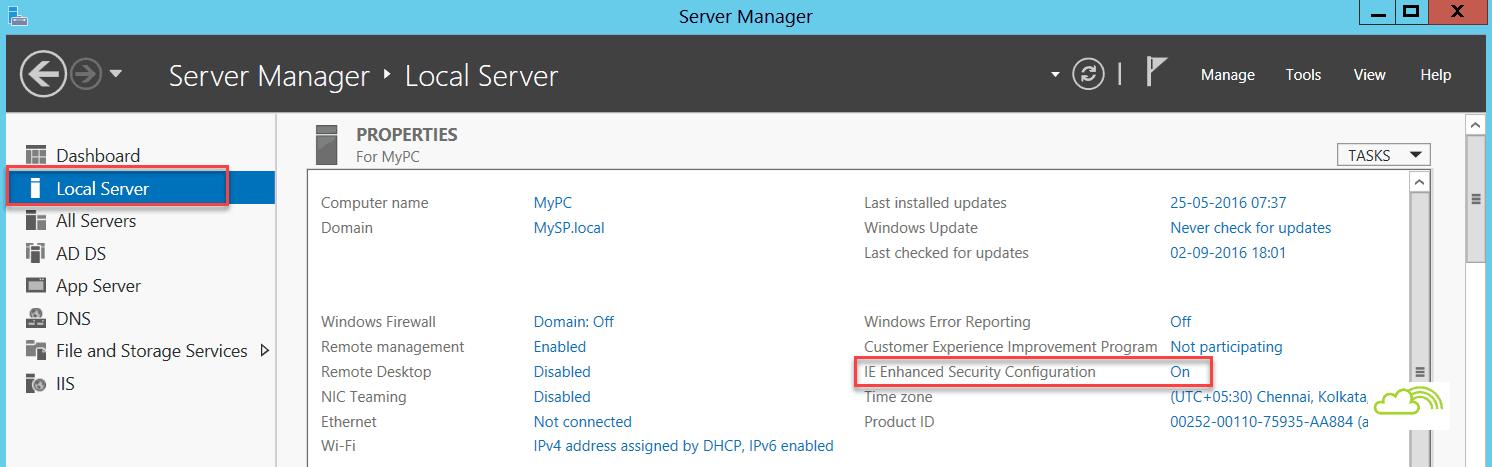 windows server appfabric installation error sharepoint 2016
