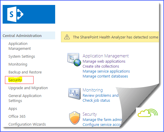 Managed account in SharePoint 2016