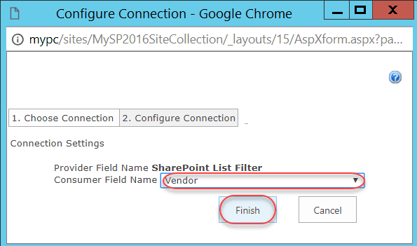 Sharepoint list filter web part multiple selection online