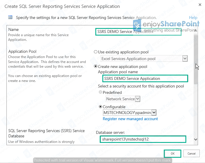 deploy ssrs report to sharepoint 2013