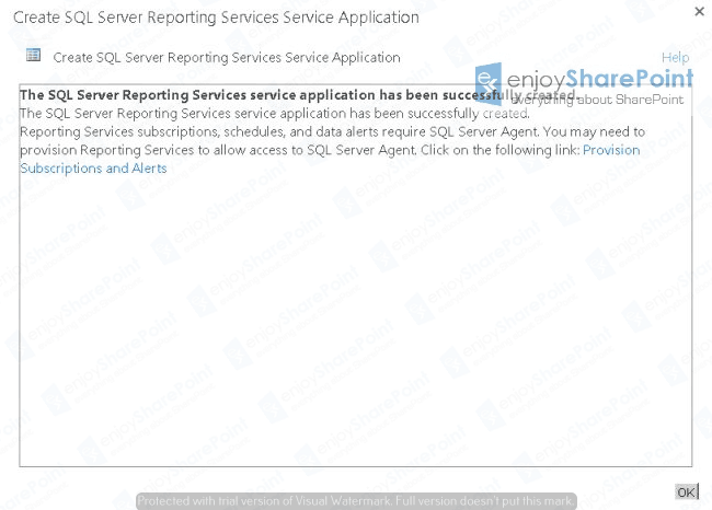 ssrs reports in sharepoint 2013