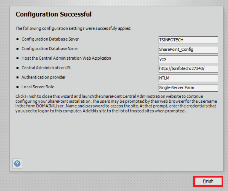 how to install sharepoint 2016