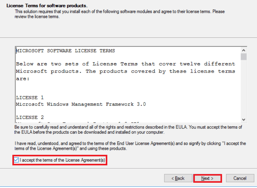 install sharepoint 2016 prerequisites offline