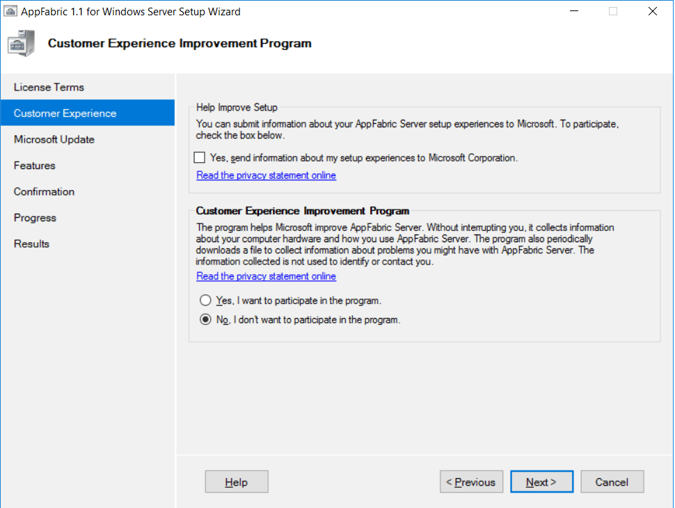 windows server appfabric is not correctly configured sharepoint 2016