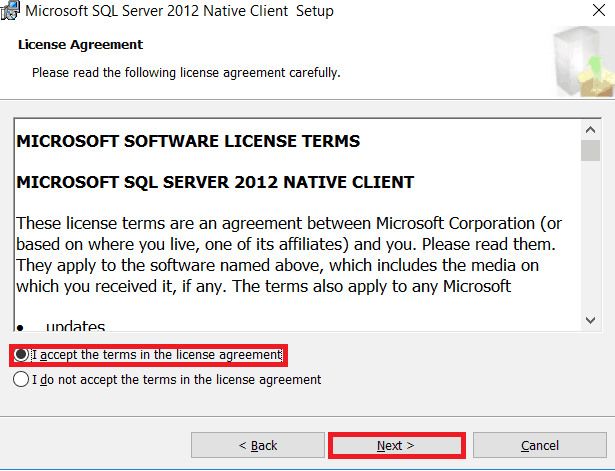 microsoft sql server 2012 native client download