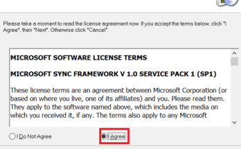 microsoft sync framework runtime v1.0 sp1 (x64) download error sharepoint 2016