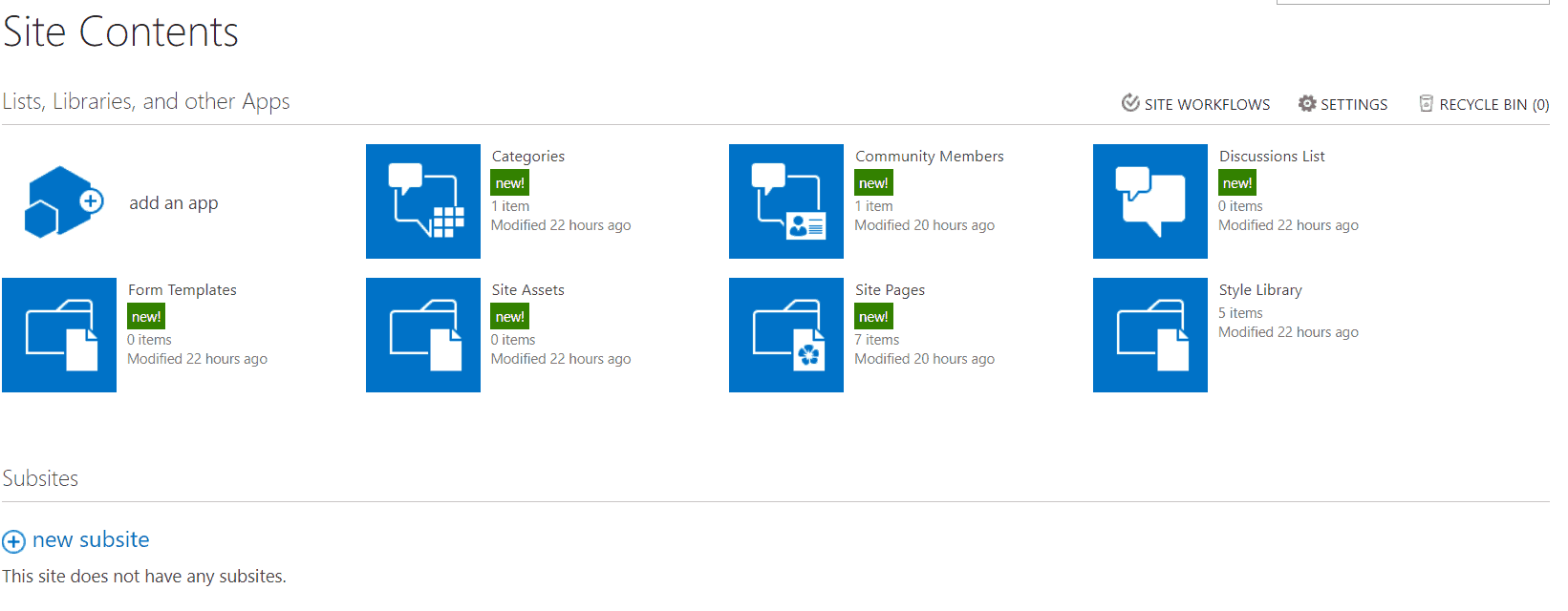 visual studio community sharepoint web part