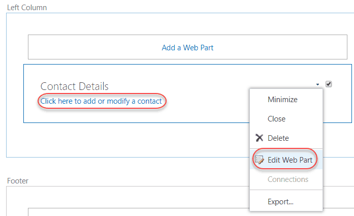 sharepoint 2013 contact list with photo
