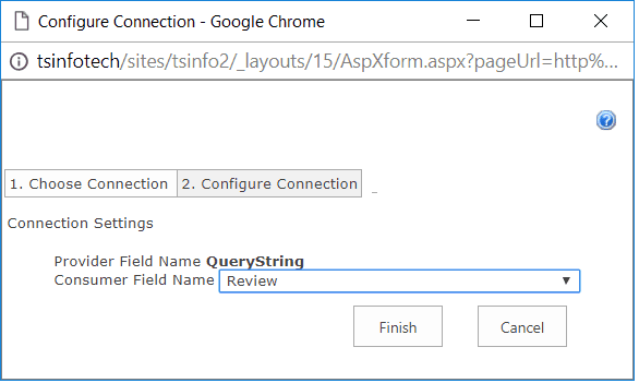 query string filter web part sharepoint 2007 example