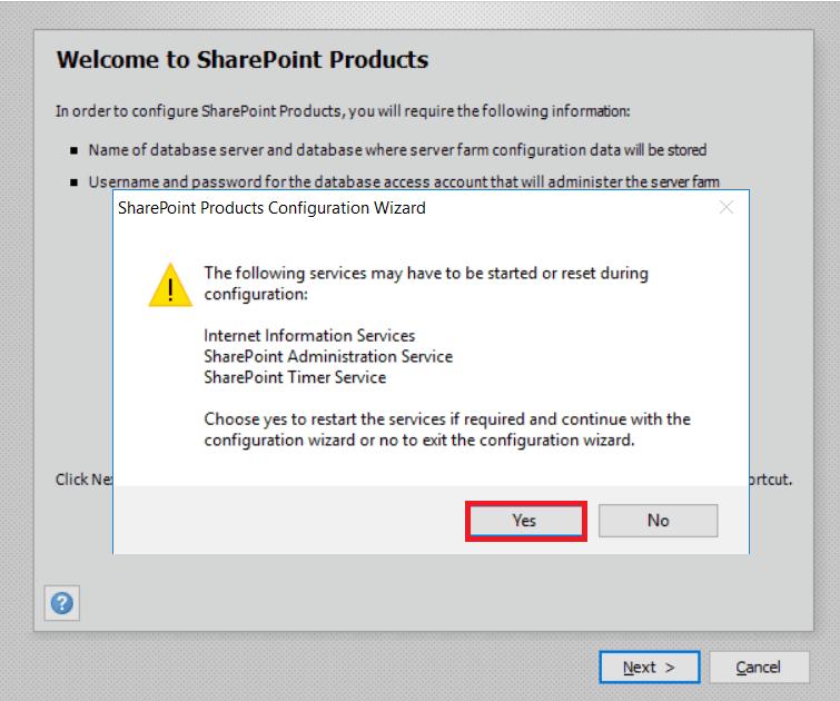 install sharepoint 2016 on windows server 2016 step by step