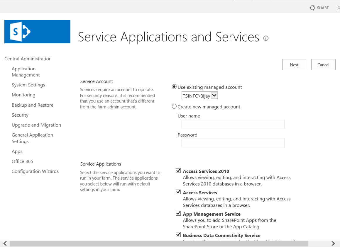 install sharepoint 2016 on windows server 2016