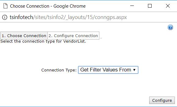 sharepoint text filter web part default value