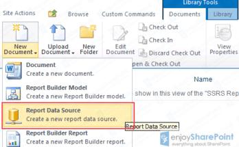 sharepoint configure ssrs
