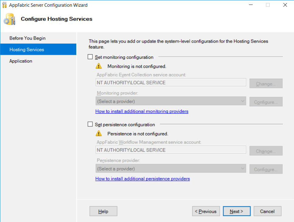windows server appfabric download error
