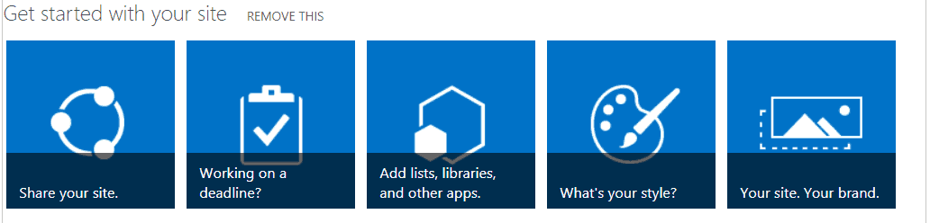 Get started with your Site Web Part in SharePoint 2013