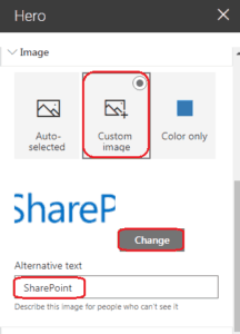 sharepoint modern web parts