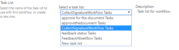 sharepoint collect signatures workflow