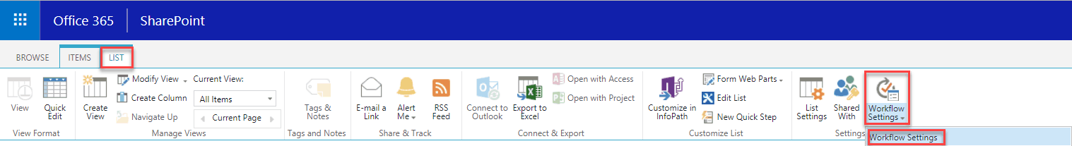 sharepoint 2010 three state workflow step by step