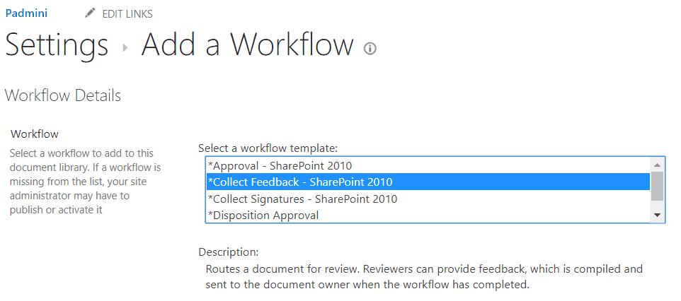 sharepoint designer workflow examples