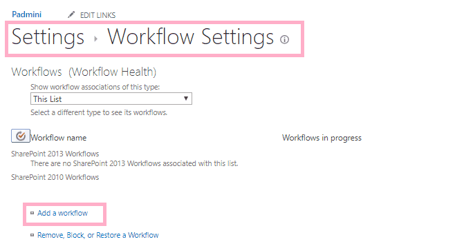 sharepoint 2013 collect signatures workflow missing