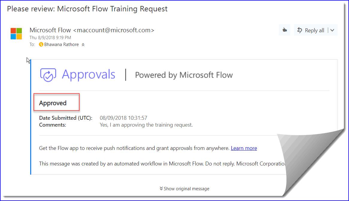 Microsoft flow step by step tutorial