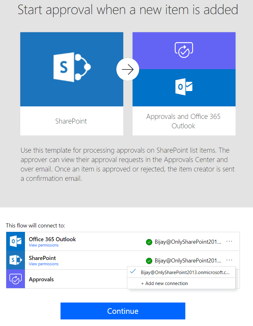 what is microsoft flow [step by step tutorial and example in